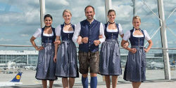 Oktoberfest on Lufthansa flights thumbnail